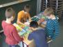 Leseaktionstag an der Grundschule Tennenlohe am 24.4.15