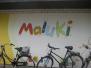 Sommerliche Buchausstellung im Maluki
