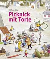 Picknick mit Torte